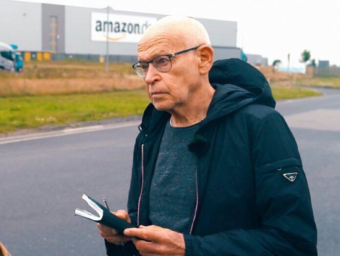 Günter Wallraff und sein Team sind bei Amazon undercover gegangen.