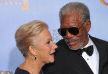 """Helen Mirren und Morgan Freeman werden in """"Sniff"""" zu Gegenspielern."""
