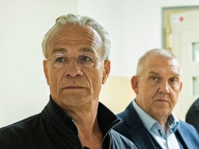 Max Ballauf (Klaus J. Behrendt
