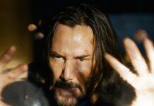 """Keanu Reeves spielt auch in """"The Matrix Resurrections"""" wieder den Neo."""
