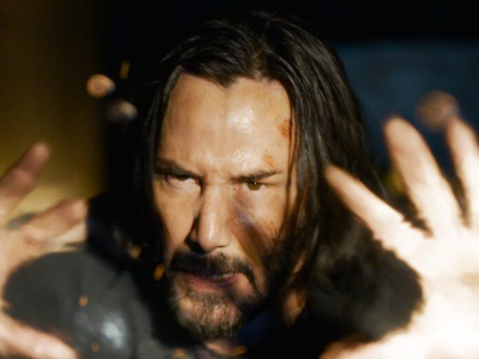 Keanu Reeves spielt auch in