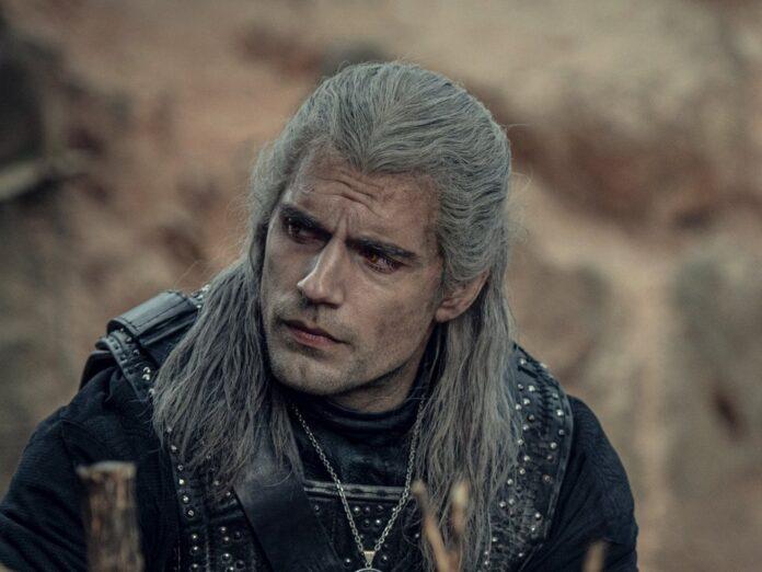 Henry Cavill als Hexer Geralt.