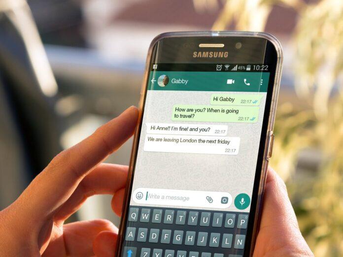 Neue Möglichkeiten für WhatsApp.