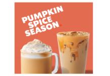 Der Pumpkin Spice Latte feiert sein Comeback