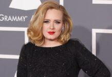 Adele bei einem Auftritt vor ihrem zwischenzeitlichen Rückzug aus dem Rampenlicht.