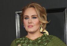 """Adele bricht mit ihrem neuen Song """"Easy On Me"""" einen Rekord bei Spotify."""