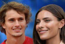 Sophia Thomalla und Alexander Zverev geben ein Traumpaar ab.