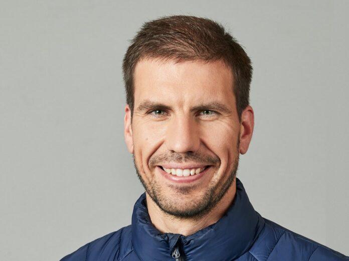 Biathlon-TV-Experte Arnd Peiffer freut sich
