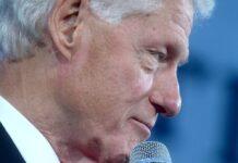 Bill Clinton befindet sich wegen einer Infektion derzeit in einem kalifornischen Krankenhaus.