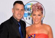 Carey Hart und Pink sind seit 2006 verheiratet.