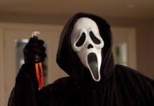 """Das Ghostface aus """"Scream"""" mordet wieder."""