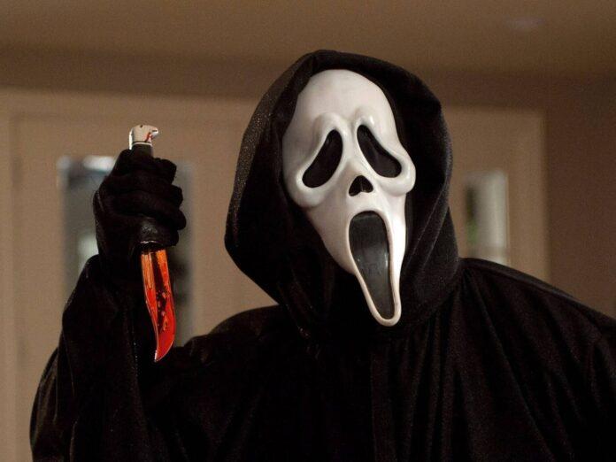 Das Ghostface aus