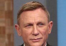 """Daniel Craig während seines Auftritts bei """"Good Morning America""""."""