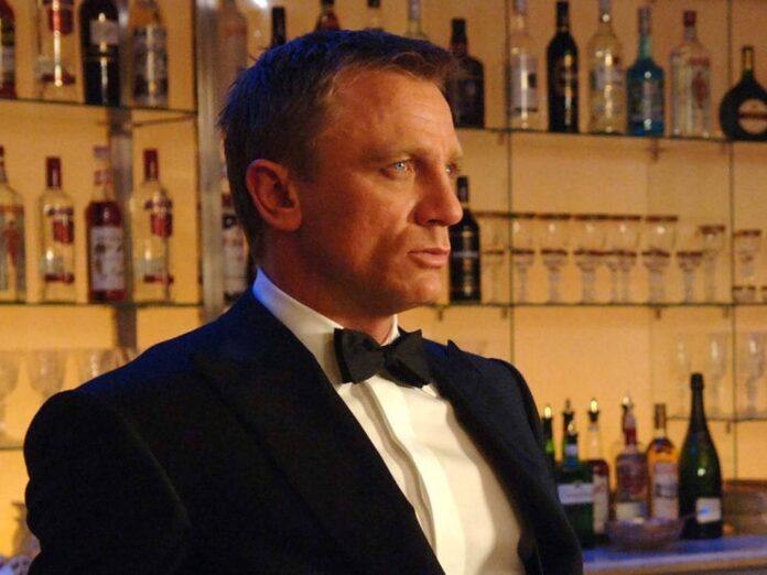 Daniel Craig als James Bond in