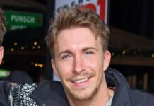 """Ex-""""Bachelorette""""-Gewinner David Friedrich wieder verliebt."""