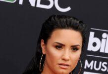 Demi Lovato bei einem Auftritt in Las Vegas.