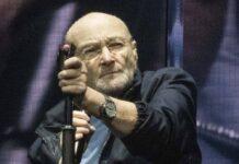 Phil Collins beim Auftaktkonzert der aktuellen Genesis-Tour im englischen Birmingham.