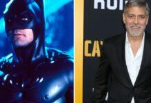 "1997 war George Clooney als Batman im Film ""Batman & Robin"" zu sehen."