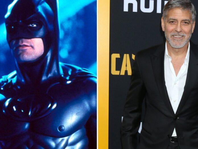 1997 war George Clooney als Batman im Film