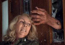 Laurie Strode (Jamie Lee Curtis) bangt mal wieder um ihr Leben.