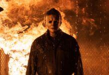 Auch eine Feuersbrunst kann Michael Myers nicht stoppen.