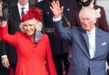 Herzogin Camilla und Prinz Charles bei einem Besuch Mitte Oktober in Cardiff