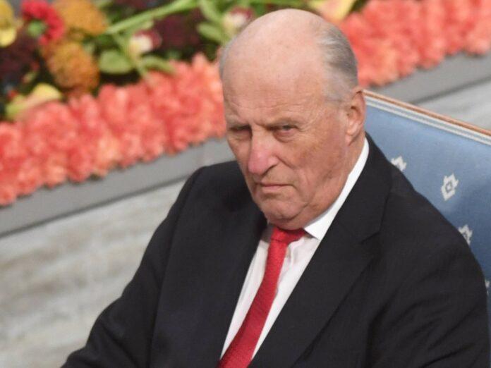 Harald V. hat nach dem tödlichen Angriff von Kongsberg sein Mitgefühl ausgedrückt.