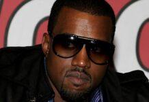 Kanye West fühlt sich in der Landschaft Wyomings wohl.