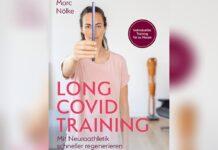 """Long Covid Training"" ist das neue Buch von Marc Nölke"