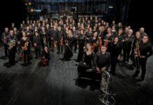 Das Beethoven Orchester Bonn spielt die vollendete 10. Sinfonie unter der Leitung von Dirk Kaftan.