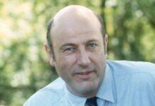 """Schauspieler Manfred Krug war von 1984 bis 2001 """"Tatort""""-Star (hier im Jahr 1987)."""