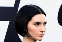 """Das Model Meadow Walker auf der Premiere des neunten Teils der Kinofilm-Reihe """"Fast and Furious""""."""