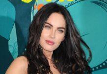Megan Fox war für ihre dunkelbraune Mähne bekannt.