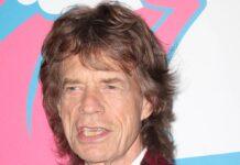 Mick Jagger ist gerade mit den Rolling Stones auf US-Tour.