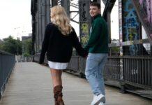 Mike Singer und seine Freundin Sophie Marstatt haben ihr erstes Musikvideo zusammen gedreht.