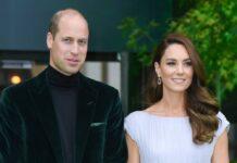 Prinz William und Herzogin Kate bei einem Event.