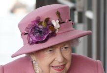Die Queen kann nicht nach Nordirland reisen.