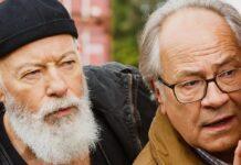"""Bill Mockridge und Hartmut Volle (re.) sind die neuen """"Rentnercops""""."""