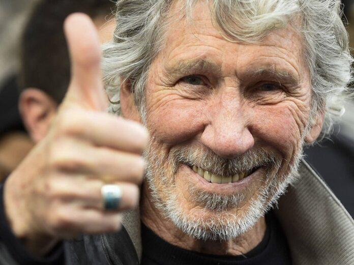 Roger Waters hat seine Partnerin Kamilah geheiratet.