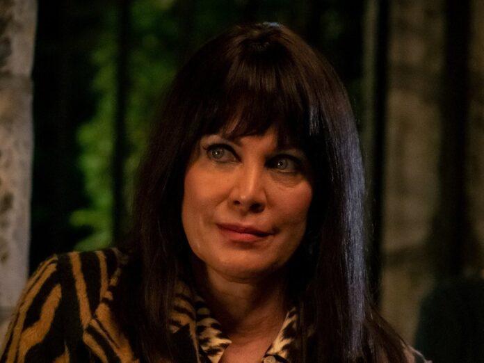 Sonja Kirchberger in der ZDF-Serie