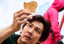 """Gi-hun (Lee Jung-jae) muss in """"Squid Game"""" seine Geschicklichkeit unter Beweis stellen."""