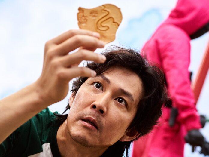 Gi-hun (Lee Jung-jae) muss in
