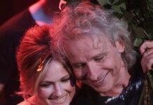 Thomas Gottschalk und Helene Fischer kennen sich bereits aus einigen vergangenen TV-Shows.