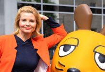 """Annette Frier ist ab dem 10. Oktober im Vorspann von """"Die Sendung mit der Maus"""" zu hören."""