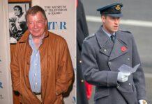 William Shatner (l.) und Prinz William haben in Sachen Weltall-Flügen unterschiedliche Auffassungen.