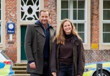 Frank Weller (Christian Erdmann) und Ann Kathrin Klaasen (Picco von Groote) ermitteln in zwei neuen ZDF-Samstagskrimis.